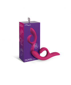 WE-VIBE Вибратор Nova 2 фиолетовый