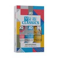 СУПЕР ВЫГОДНО!!! Подарочный набор лубрикантов / Tri-Me Triple Pack - Classics Артикул: JO10058